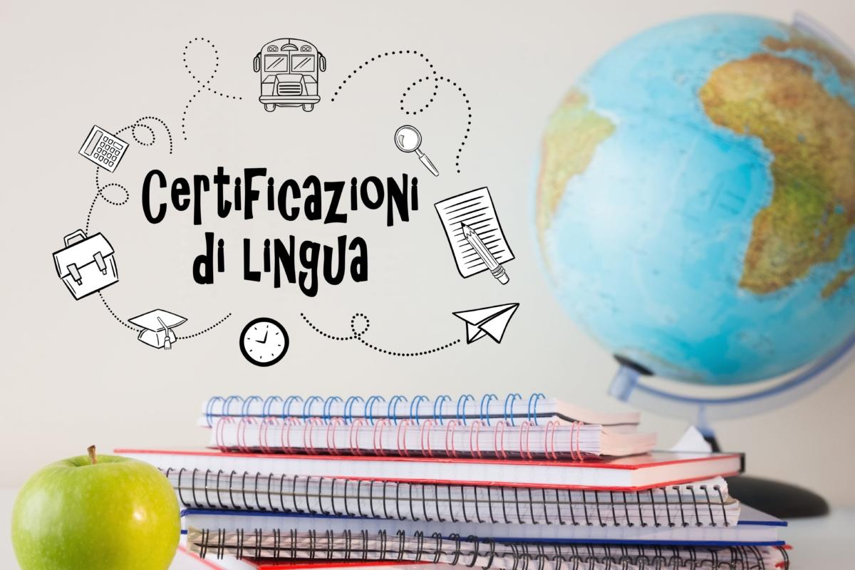 certificazioni lingua